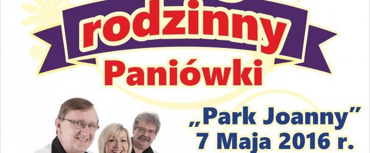Plakat promujący festyn