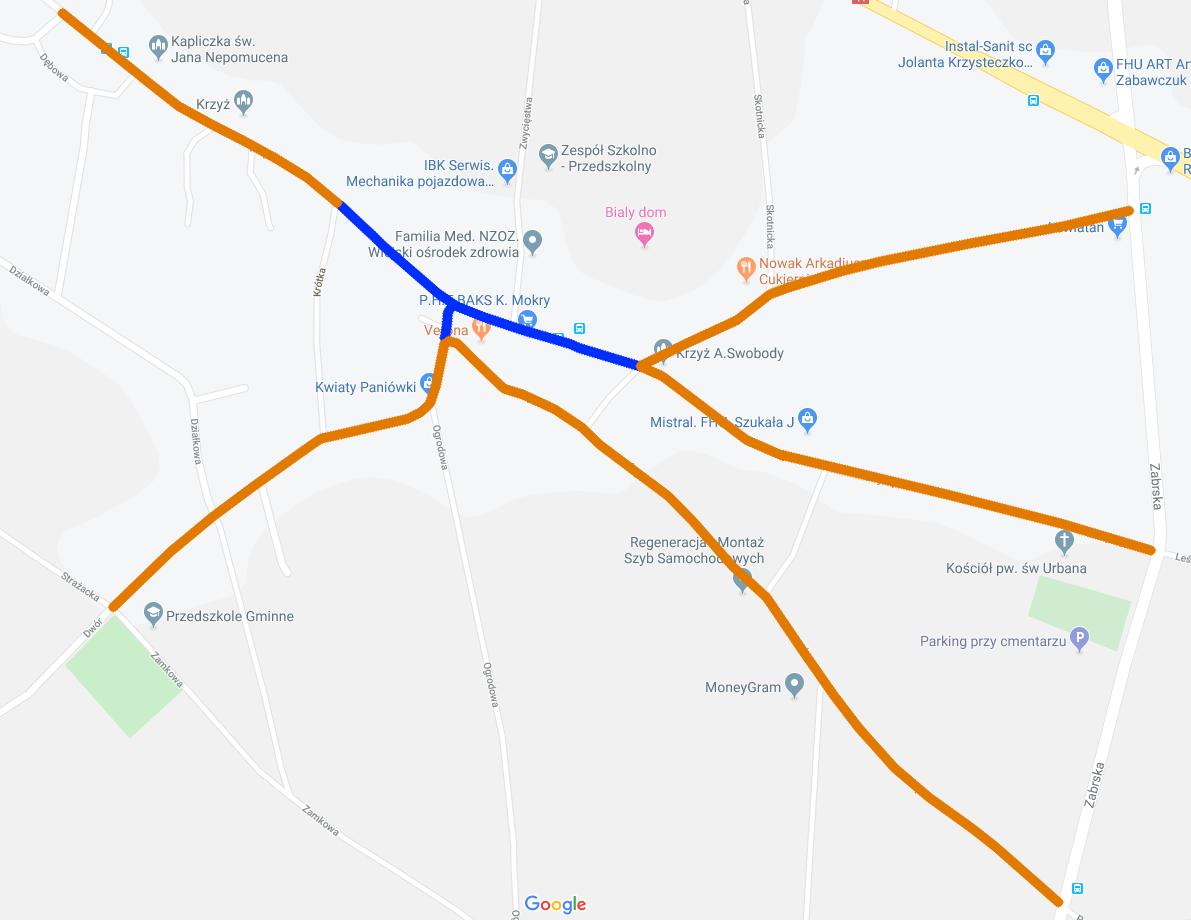 """Konsultacje w sprawie """"strefy 30 km/h"""" w Paniówkach"""